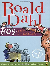 an analysis of an authors experiences in roald dahls boy